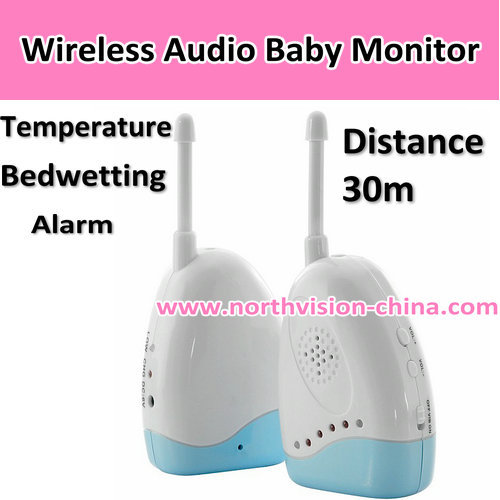 wireless audio baby monitor high quality best price hi fi sound voice baby monitor buy voice. Black Bedroom Furniture Sets. Home Design Ideas