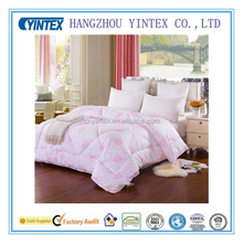 Wholesale China Factory 100% Polyester Printed Quilt/Comforter