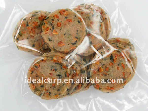 Dried Pet Food Chicken veggie bites Dog Treat