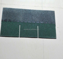 Fiberglass modified bitumen, 3-tab asphalt roofing shingles/ tiles
