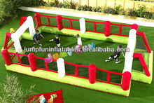 kids inflatable football game