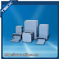 High quality, beautiful waterproof IP66 aluminum box LV1418 for electrical industry, TIBOX