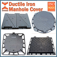 Electrical vented light plate manhole cover