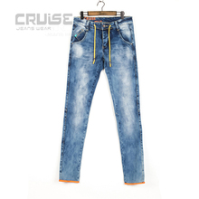 authentic jeans wholesale brand jeans high quality skinny jeans for men in China