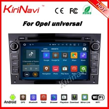 Kirinavi WC-OU7681 android 5.1 car audio navigation for opel corsa 2006-2011 car radio dvd wifi 3g playstore