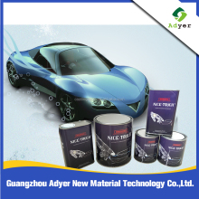 1K Crystal Pearl Effect Autobase Car Paint for auto refinish