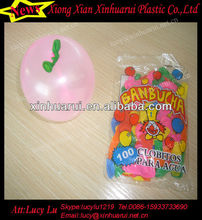 apple shape latex balloons manufacture china water helium gas ballon for sale