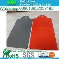 Anti Corrosion resistant zinc rich epoxy base powder coating paints electrostatic spray