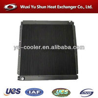 aluminum cooling cover / cooling water,air,oil