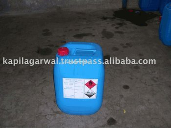 Clear Colourless Liquid Acetic Acid.