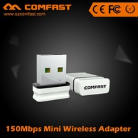 USB Mini WiFi Wireless Adapter WI-FI Network Card 802.11n 150Mbps Networking WIFI Adapter