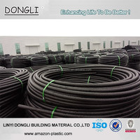 16-63mm roll pipe gated irrigation pipe