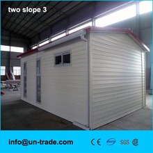 Low cost and high quality Prefabricated container house for sale