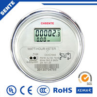 DDS7666 Single-phase two-wire electric meter reading instrument