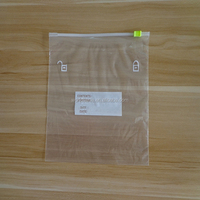 Disposable Clear Plastic Ziplock Bags Heavy Duty Freezer Plastic Bags