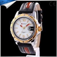 Curren Watches Men Wristwatch Fashion Casual Quartz Watch g Relogio Relojes Sports Watches Wholesale PU Leather Strap BW-20