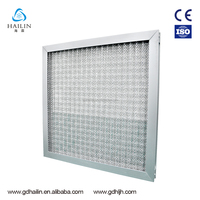 Quality pre filter air filter expanded metal mesh home depot