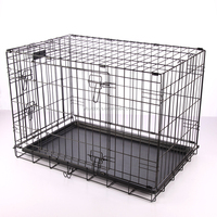 Well-suited welded wire mesh small animals dog cage