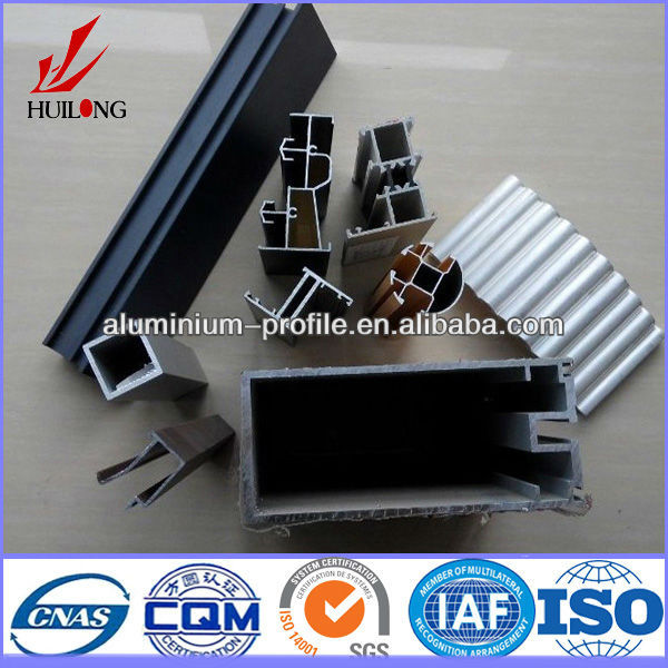 China Zhengzhou hot sale weight of aluminum section in construction