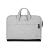 Laptop Sleeve with Handle Carry Case Water-resistant Bag Grey