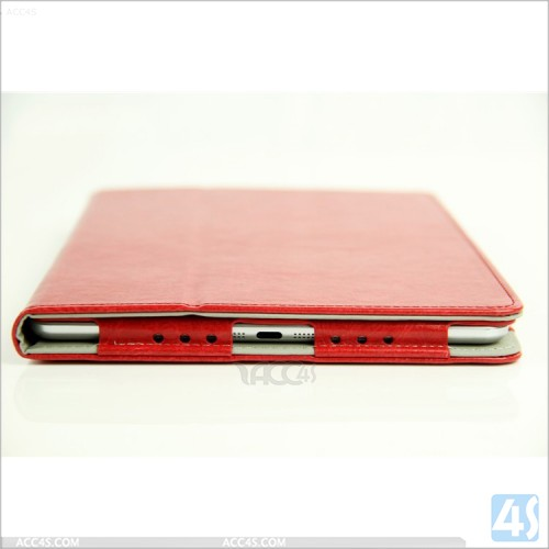 for ipad 5 air smart cover case P-IPD5CASE062