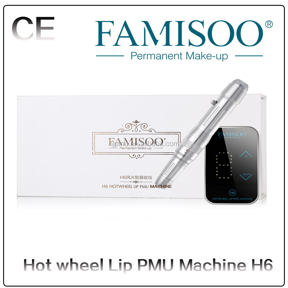 OEM/ ODM product lip tattoo pmu pen for cosmetic