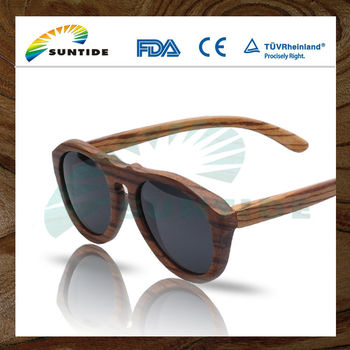 Latest Natural (WA08) Wooden Sunglasses, Sun Glasses
