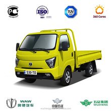 WAW mini cargo truck of DITO brand designed with excellent spare parts services
