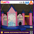 Commercial inflatable princess bouncy castle,princess bounce house,Castillo inflable