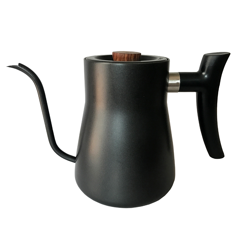 matte black <strong>coffee</strong> and tea pour over <strong>coffee</strong> kettle