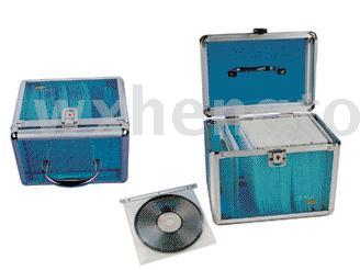 Ideal aluminum CD case
