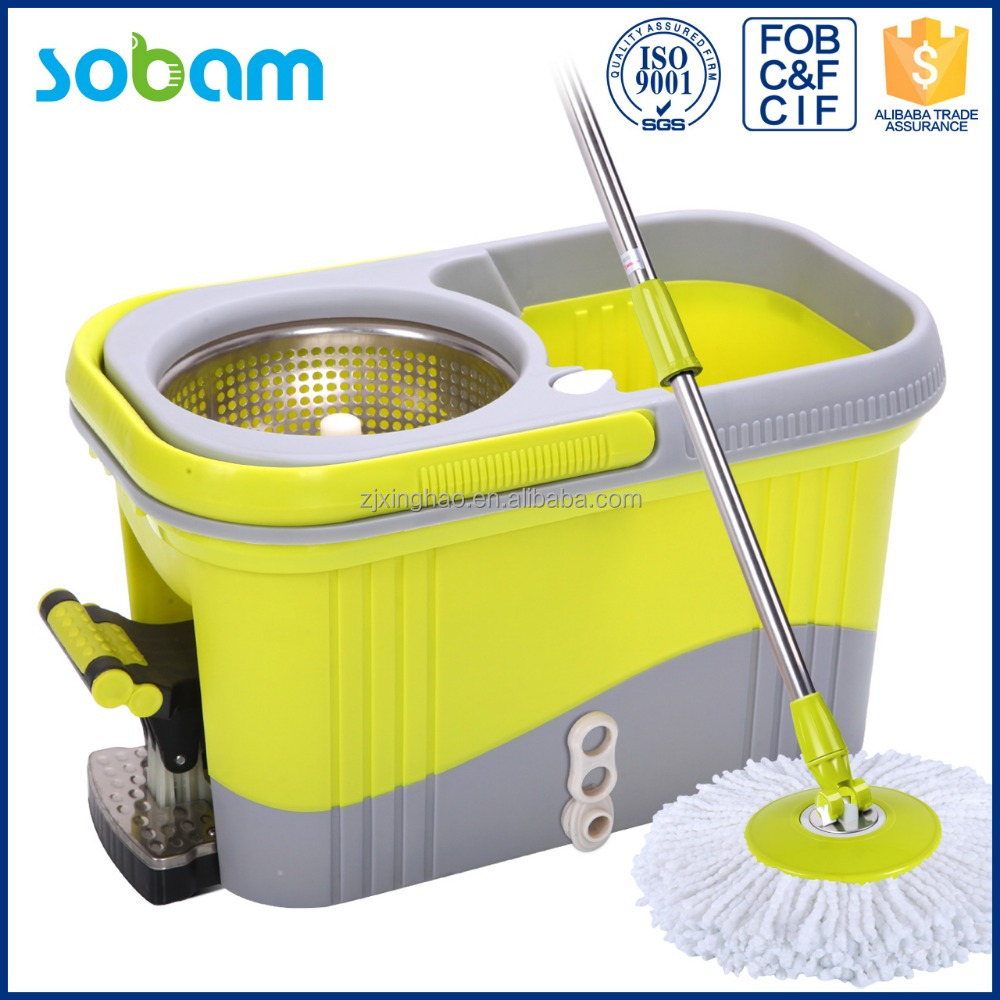New hot sell 360 easy spin mop with pedal