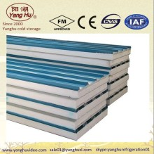 recyclable polypropylene honeycomb pu sandwich panel