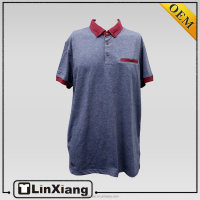 China shppliercolor lime green polo shirts,combination collar design polo shirts,women polo sweat suit