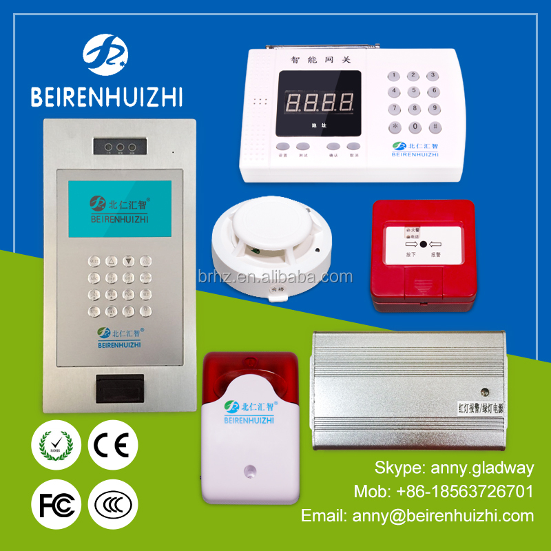 gsm wireless fire alarm control panel,networking wireless fire alarm control system