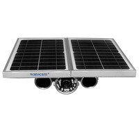 wanscam newest star light solar power ip camera CCTV with best price
