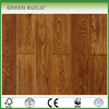 Grain Clear Oak Brushed Golden Solid Wood Flooring