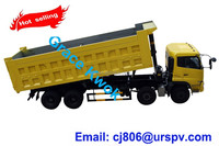 China hot selling 30-35 tons capacity tipper truck, dumper truck, dump truck