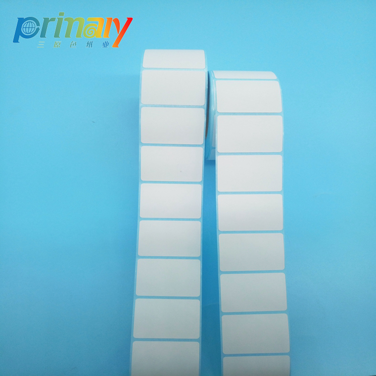 Dennison Fasson Paper Thermal Paper Rolls, Bar Code Labels, Self Adhesive Barcode Label Stickers