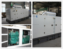 20kw-1000kw diesel genset spare parts powered by Cummins engine