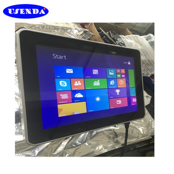 22 32 42 46 55 65 inch IR multi interactive waterproof touch screen desktop all-in-one pc with pos system