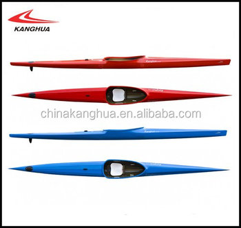professional racing kayac k1 with carbon fiber/kevlar/fiberglass/nomex/coremat/customized color