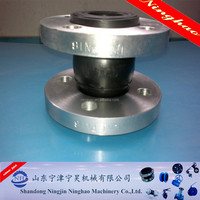 Flange Connection High -pressure Rubber Expansion Joint