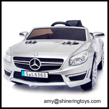 BENZ LICENSE POPULAR radio control baby ride on car 12v 2017 HOT (BENZ AMG) children toys
