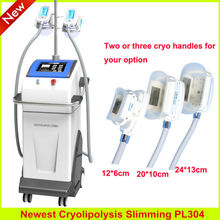 cryo cold body sculpting slimming machine