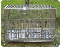 BD601 stainless steel cage