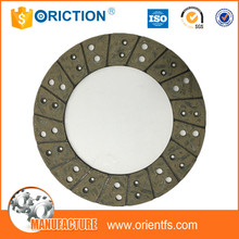 Good Performance Friction Plate Clutch Lining Material