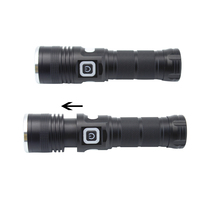 Super bright 10W led high powered torch new good quality hot sale LED high powered torch