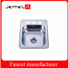 High quality hotsale 2 bowl stainless steel sink with drainer