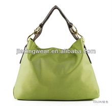 Fashion lady genuine leather bags fashion 2013 for shopping